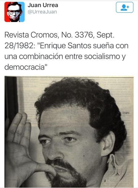 opinión Enrique Santos