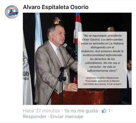 Opnion Alvaro