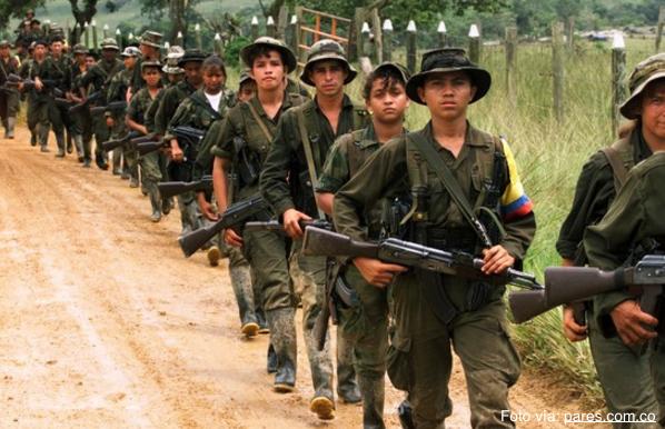 Armas FARC