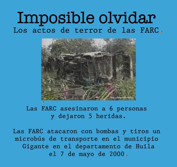 atentado 13