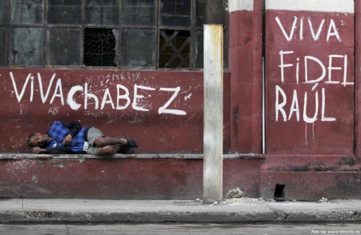 pobreza cuba