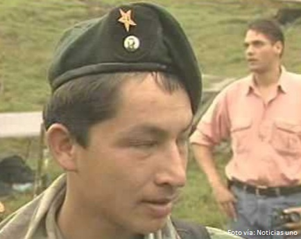 Santos perdona a este criminal de las FARC