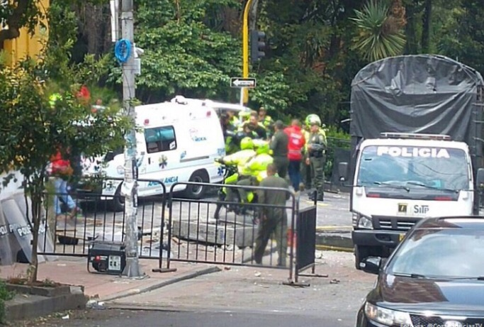 Otro atentado en la paz de santos for Oficina consumidor granada