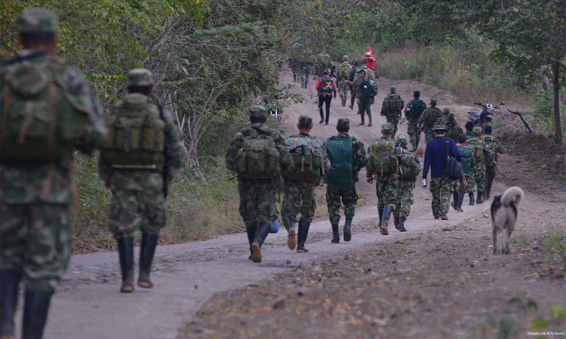 Con permiso de Santos las FARC siguen haciendo lo que quieren en Colombia