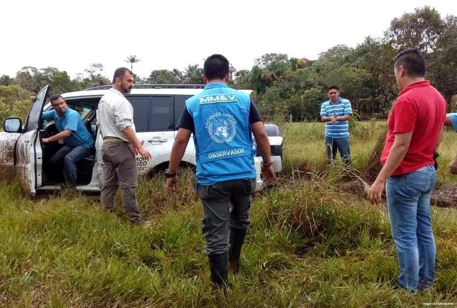 Naciones Unidas hace quedar en ridículo al presidente Santos