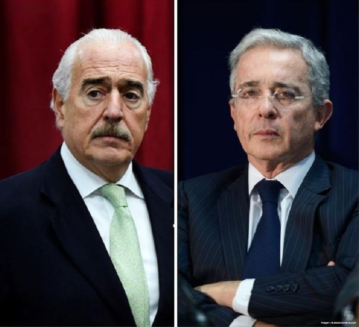 Uribe y Pastrana se unen para ganar las elecciones presidenciales en 2018